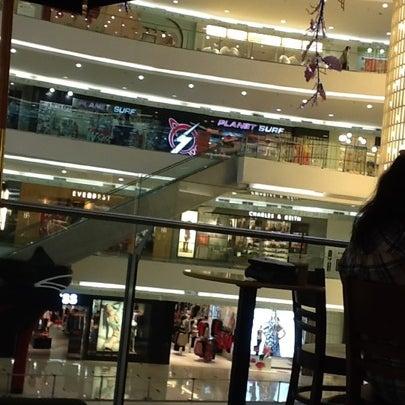 Photo taken at Senayan City by Adna on 2/12/2013