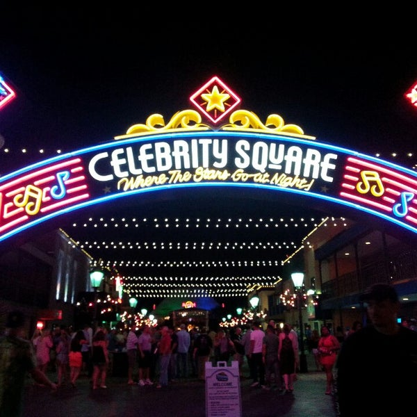 Celebrity Circle - Myrtle Beach, South Carolina - Live ...
