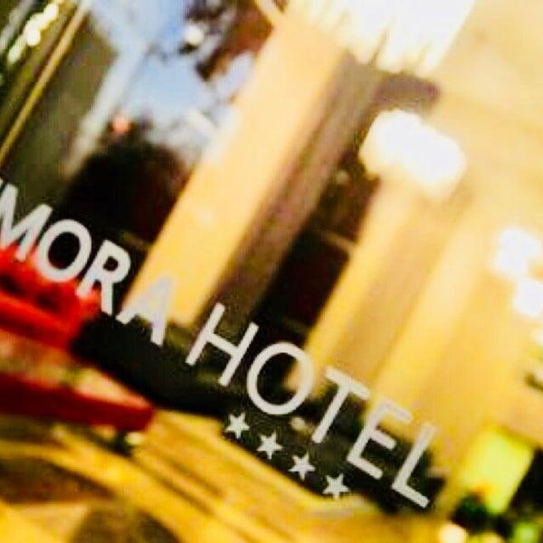 รูปภาพถ่ายที่ Demora Hotel โดย Ekselance🔹 เมื่อ 8/12/2018