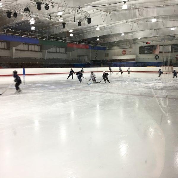 Photo taken at San Diego Ice Arena by Lars-Erik F. on 4/3/2017