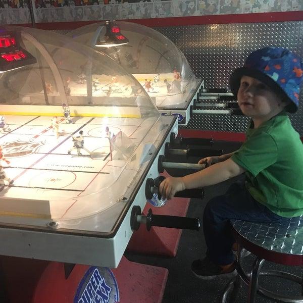 Photo taken at San Diego Ice Arena by Lars-Erik F. on 8/6/2017