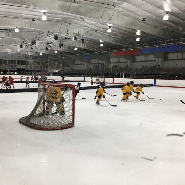 Photo taken at San Diego Ice Arena by Lars-Erik F. on 2/19/2017