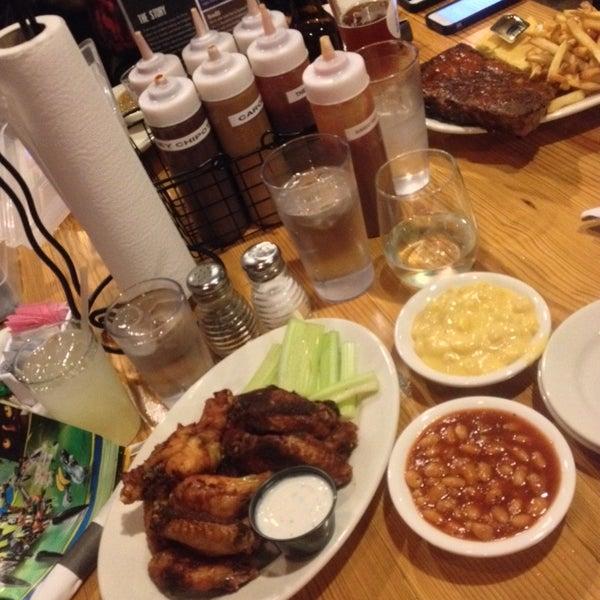 Photo taken at Bob's Bitchin' BBQ by Leah C. on 4/6/2014