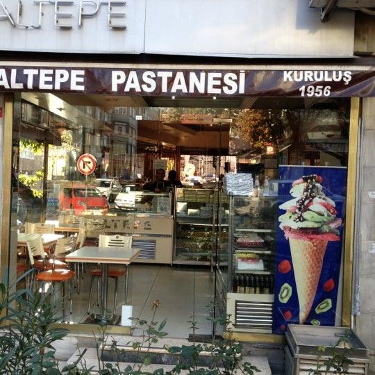 11/11/2012 tarihinde Fatih A.ziyaretçi tarafından Baltepe Pastanesi'de çekilen fotoğraf