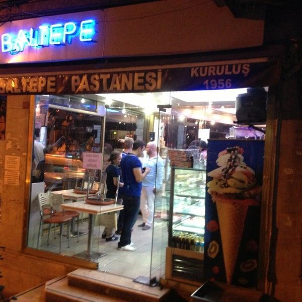 8/18/2013 tarihinde Fatih A.ziyaretçi tarafından Baltepe Pastanesi'de çekilen fotoğraf
