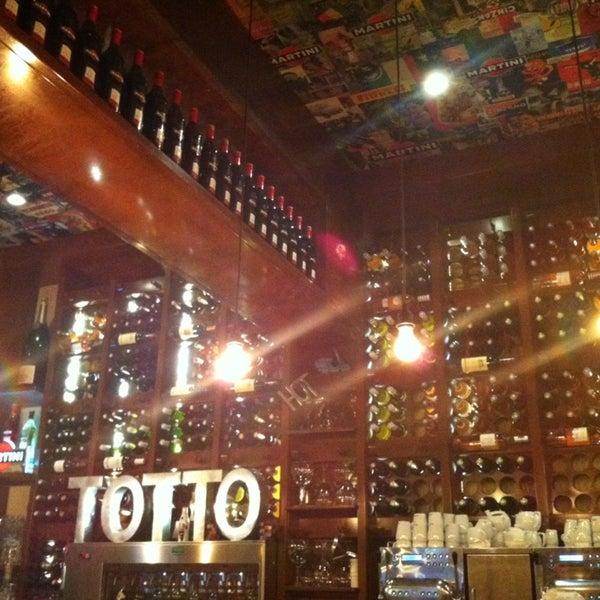 Restaurant Totto Bordeaux