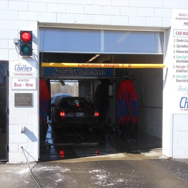Charlie's Car Wash
