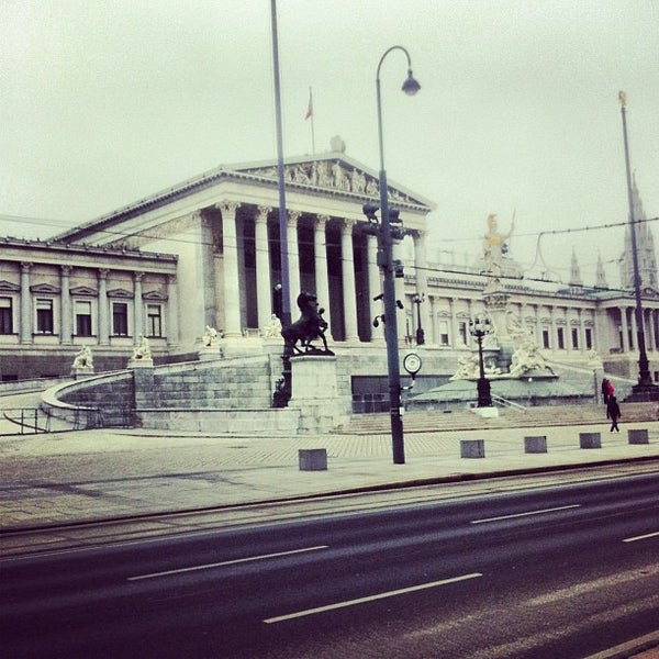 Photo taken at Parliament by Gianmarco on 1/1/2013