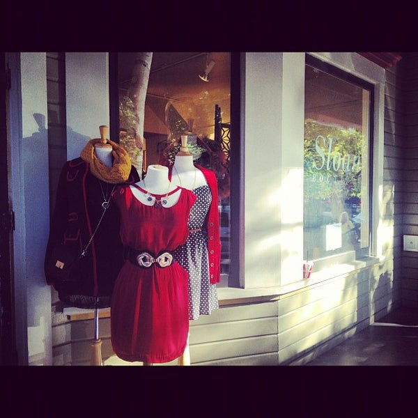 Photo taken at Sloan Boutique by Alia R. on 10/5/2012