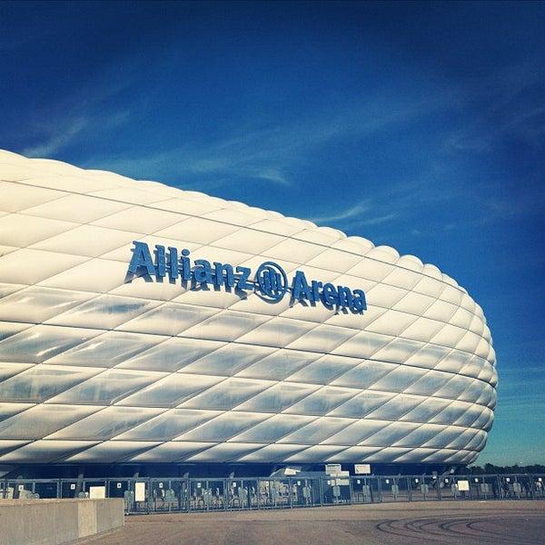 Allianz Arena - Freimann - 282 Tipps
