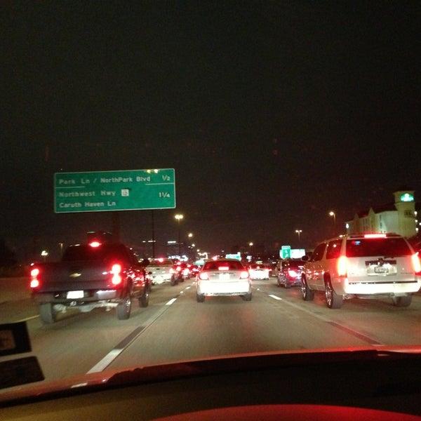 Photo taken at U.S. Highway 75 (US-75) by Hollee M. on 1/26/2013