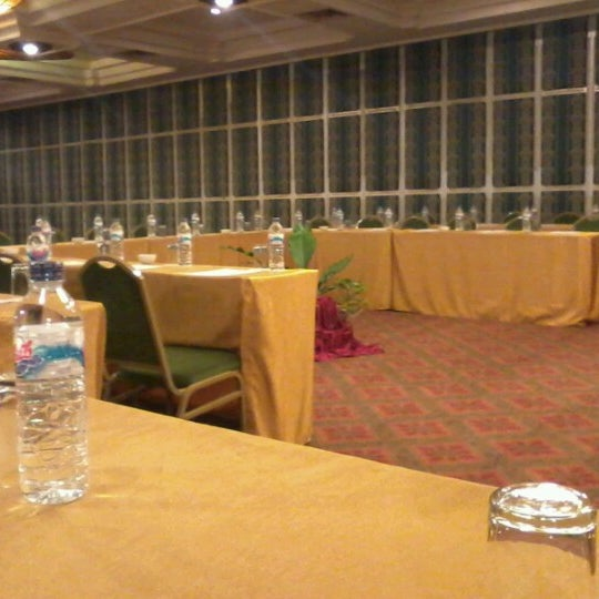 Photo taken at Hotel Gajahmada Graha by Teen T. on 9/26/2012
