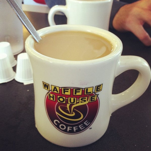 Photo taken at Waffle House by Shaun F. on 10/21/2012
