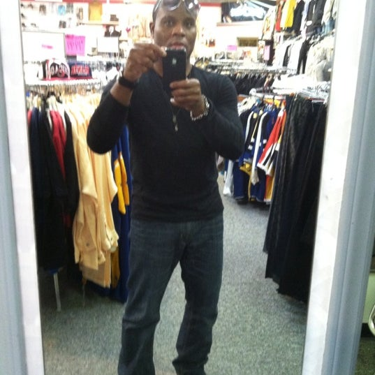 Photo taken at Tanger Outlet Mebane by Eric S. on 11/21/2012