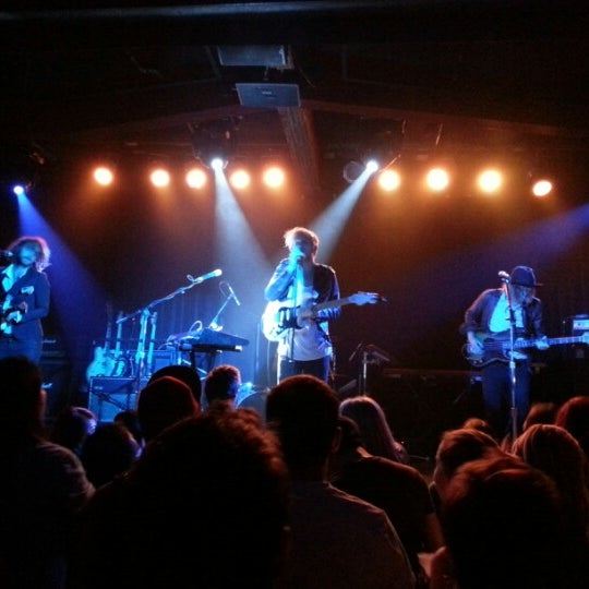 Photo taken at The Crocodile by Chelsey S. on 10/8/2012