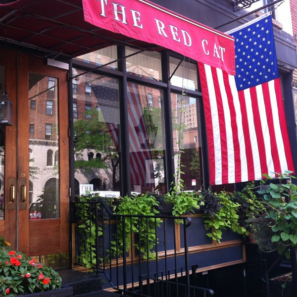 The red cat new american restaurant in new york for American cuisine new york
