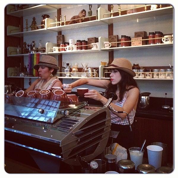 Photo taken at Stumptown Coffee Roasters by Martina P. on 7/2/2013