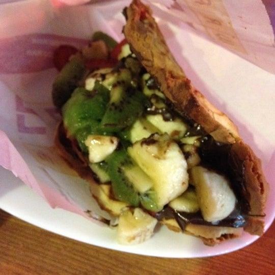 10/24/2012 tarihinde S.can E.ziyaretçi tarafından Waffle Edem 46'de çekilen fotoğraf