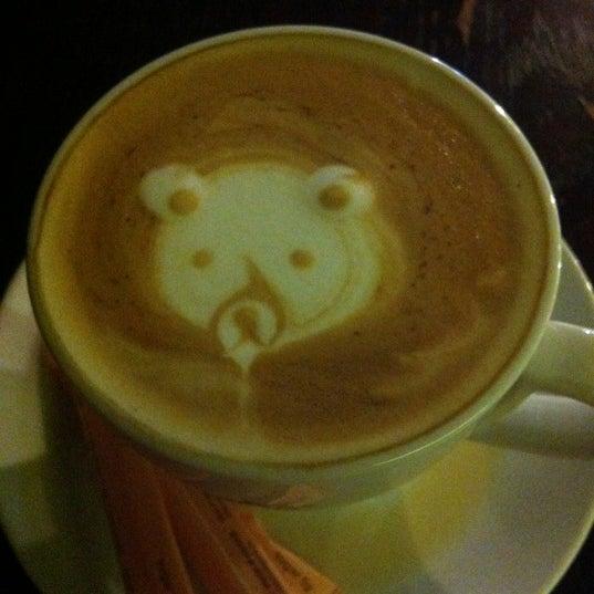 Снимок сделан в Sicaffe пользователем Oksana . 10/12/2012