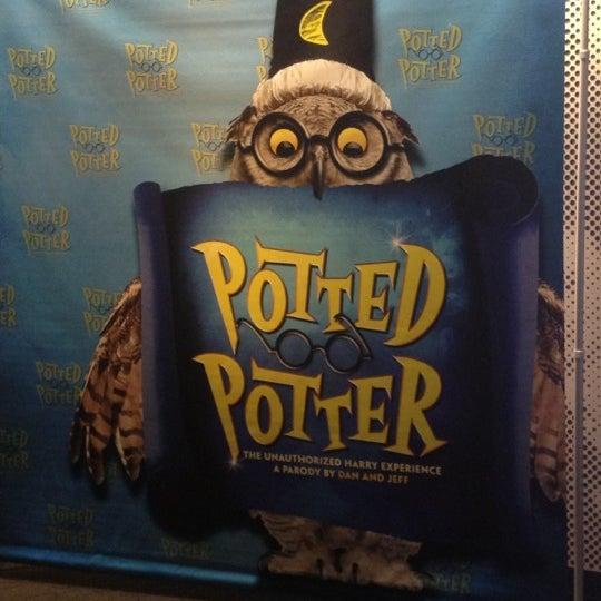 Снимок сделан в Broadway Playhouse пользователем Sally 11/17/2012