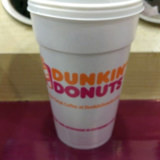 Photo taken at Dunkin Donuts by Salem A. on 6/8/2014