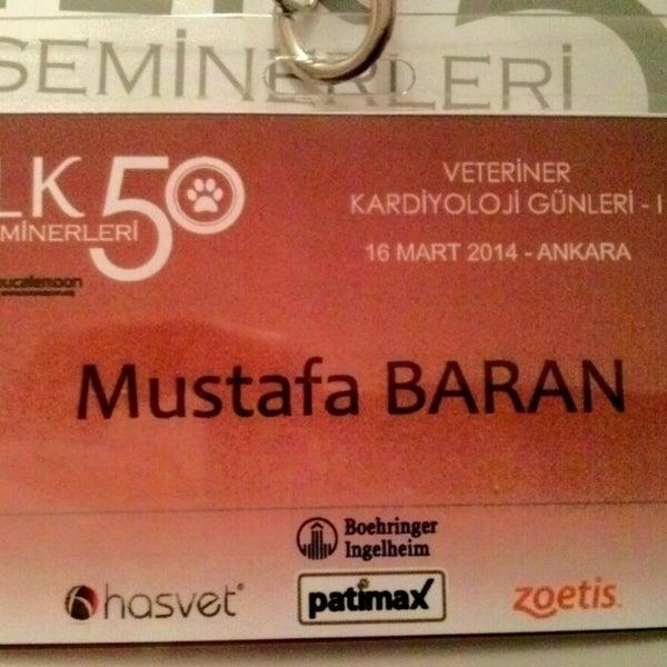 3/16/2014 tarihinde Mustafa B.ziyaretçi tarafından Demora Hotel'de çekilen fotoğraf