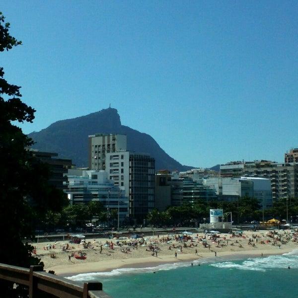 Photo taken at Rio de Janeiro by Morris A. on 6/11/2013