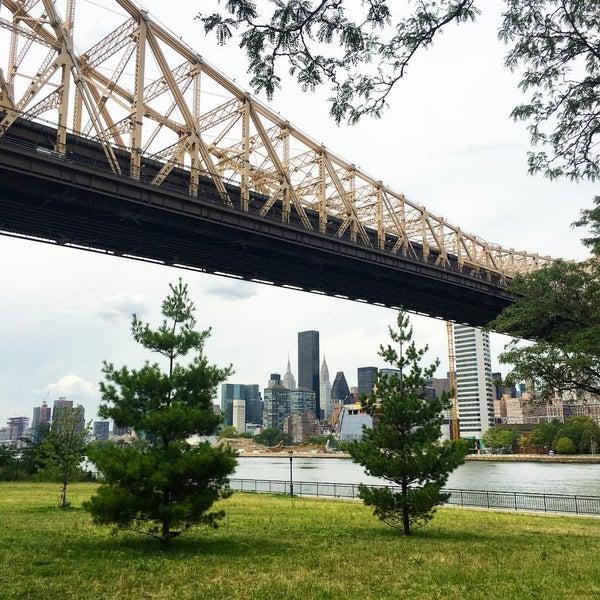 Long Island City Ny: Queensbridge Park Softball Fields