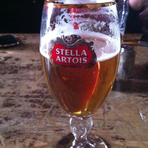 Photo taken at King's Head Pub by Mala P. on 3/15/2013