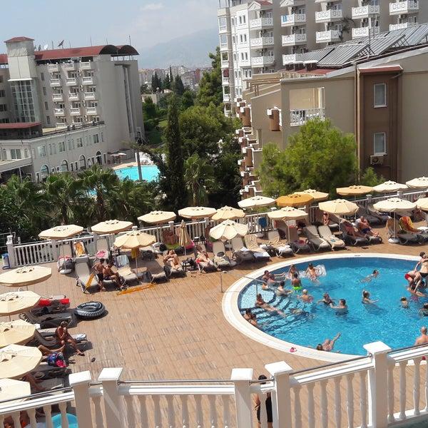 8/15/2016 tarihinde Fatih Ö.ziyaretçi tarafından Club Paradiso Hotel & Resort'de çekilen fotoğraf