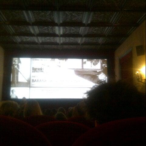 Photo taken at Kino Pod Baranami by Lipe F. on 11/28/2013