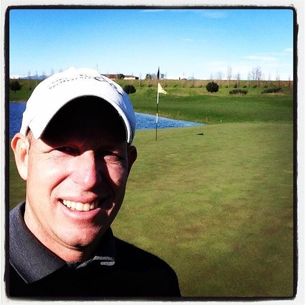 Foto scattata a Golf Club Paradiso da Harald K. il 2/12/2014
