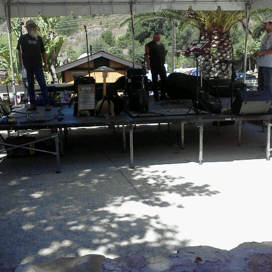 Photo taken at Cook's Corner by David M. on 7/8/2012