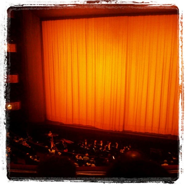 Photo taken at New York City Ballet by Robert B. on 6/13/2012