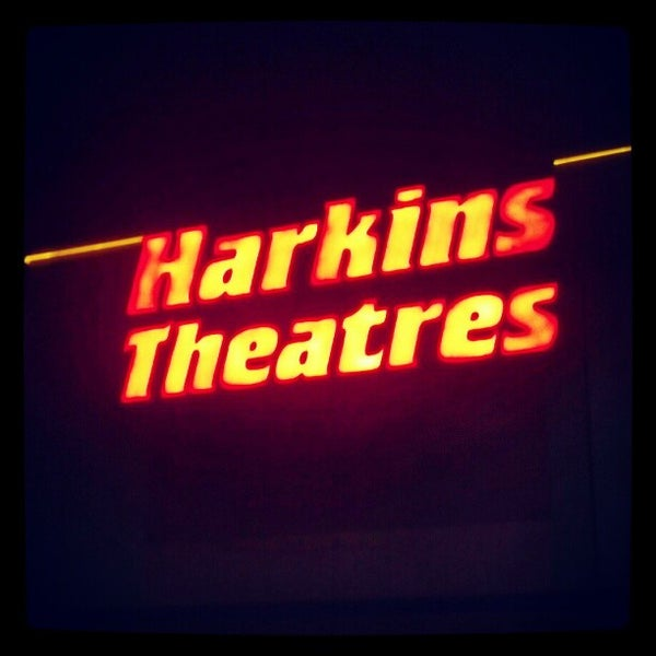 Photo taken at Harkins Theatres Tempe Marketplace 16 by Harrison B. on 11/22/2012