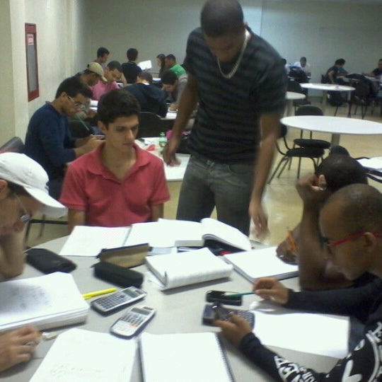 Photo taken at Escola de Engenharia - UFF by Rombrayner S. on 9/23/2012