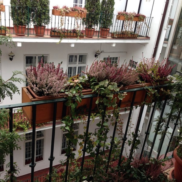 Photo taken at Hotel Salvator by Vart on 2/7/2014