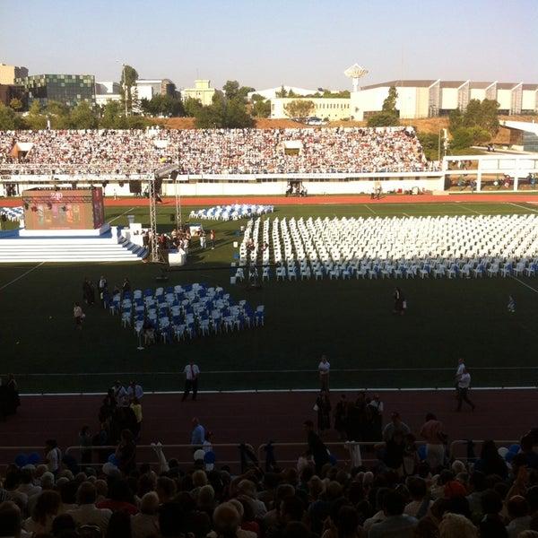 Photo prise au İTÜ Stadyumu par Gizem D. le7/8/2013