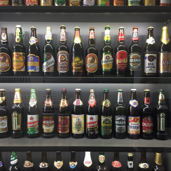 Photo taken at Czech Beer Museum Prague by Ryan H. on 7/3/2017