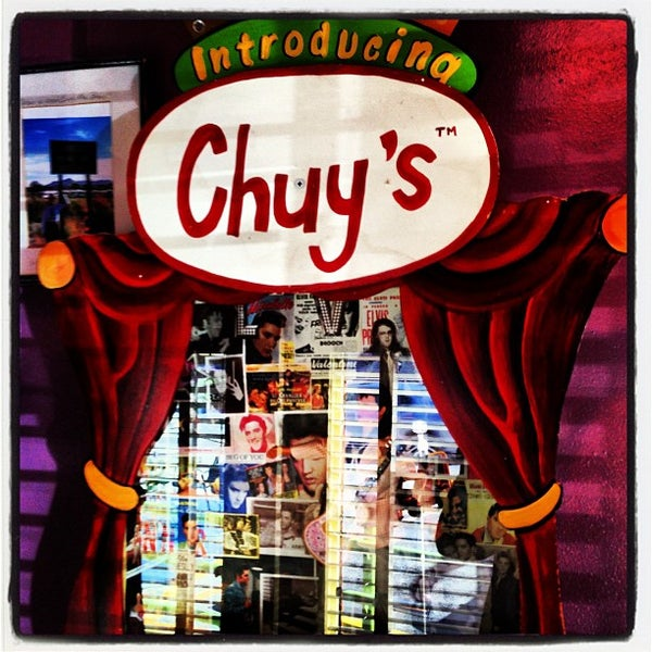 Photo taken at Chuy's by Joanna L. on 11/17/2012