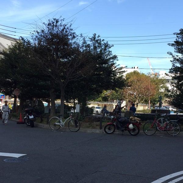 Photo taken at 大須公園 by Yasushi T. on 3/4/2017