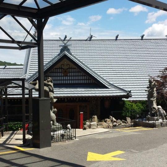 Photo taken at Mt. Fuji Japanese Steak House by Roman M. on 7/26/2013