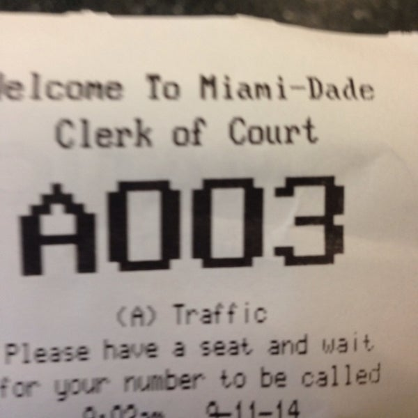 Photo taken at North Dade Justice Center by Suzette F. on 9/11/2014