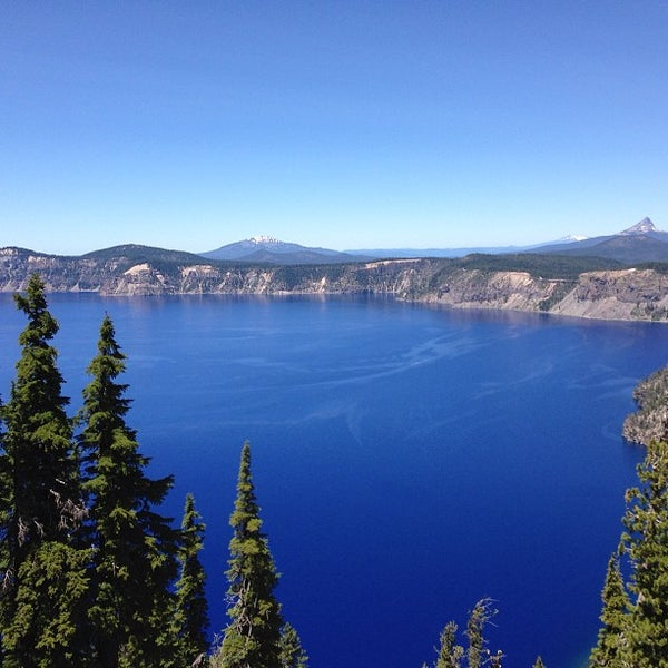 Photo taken at Crater Lake National Park by Natala M. on 7/5/2013