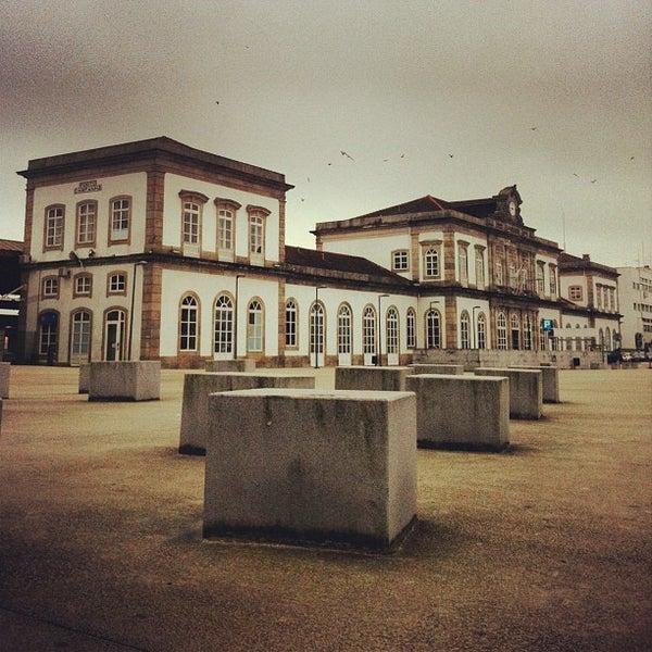 Photo taken at Estação Ferroviária de Porto-Campanhã by CAssis on 2/1/2013