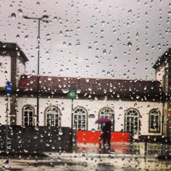 Photo taken at Estação Ferroviária de Porto-Campanhã by CAssis on 2/10/2013