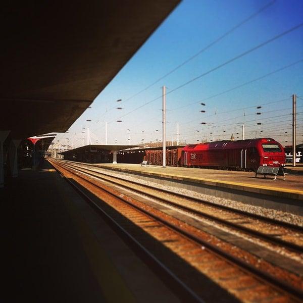 Photo taken at Estação Ferroviária de Porto-Campanhã by CAssis on 2/4/2013