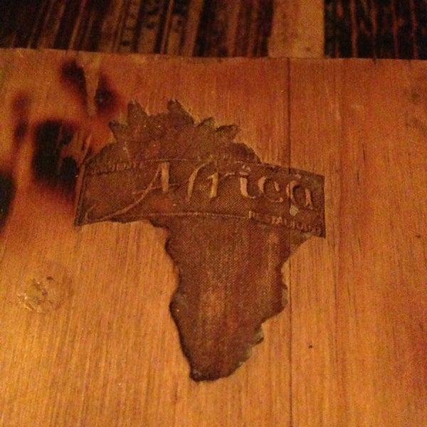 Das Foto wurde bei Ambiente Africa von Martin E. am 3/10/2013 aufgenommen