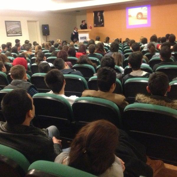 Türk Hava Kurumu Ankara Havacılık Meslek Yüksekokulu Öğrencileri Havalimanı Güvenlik Eğitiminde