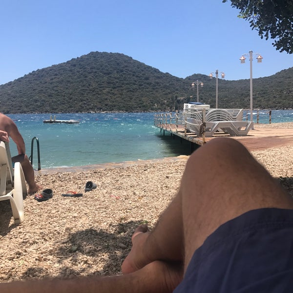 7/28/2017 tarihinde Bayram S.ziyaretçi tarafından Olympos Mocamp Beach Club'de çekilen fotoğraf